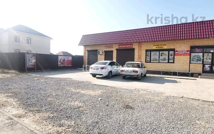 Магазин площадью 200 м², мкр Кайтпас 2, Микрорайон Кайтпас-2 — 270а за 40 млн 〒 в Шымкенте, Каратауский р-н