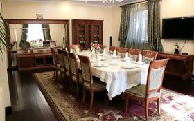 10-комнатный дом посуточно, 800 м², мкр Коктобе — Омарова за 70 000 〒 в Алматы, Медеуский р-н