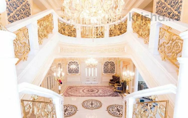 7-комнатный дом, 550 м², 15 сот., Ивана Панфилова за 600 млн 〒 в Нур-Султане (Астана), Алматы р-н