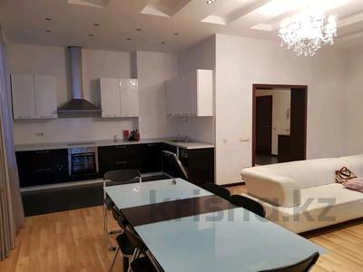4-комнатная квартира, 200 м², 2/5 этаж помесячно, Омаровой 27 за 500 000 〒 в Алматы, Медеуский р-н — фото 6