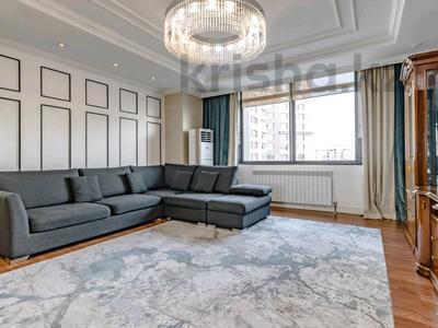 5-комнатная квартира, 250 м², 10/28 этаж помесячно, Кошкарбаева 8 за 420 000 〒 в Нур-Султане (Астана), Алматы р-н — фото 4