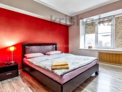 1-комнатная квартира, 37 м², 4/5 этаж посуточно, Маметовой 22 — Панфилова за 10 000 〒 в Алматы, Алмалинский р-н — фото 3