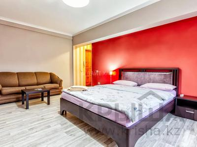 1-комнатная квартира, 37 м², 4/5 этаж посуточно, Маметовой 22 — Панфилова за 10 000 〒 в Алматы, Алмалинский р-н — фото 4