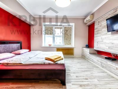 1-комнатная квартира, 37 м², 4/5 этаж посуточно, Маметовой 22 — Панфилова за 10 000 〒 в Алматы, Алмалинский р-н — фото 7