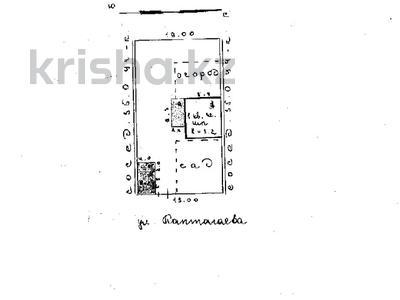 3-комнатный дом, 62.3 м², 6.65 сот., Каптагаева 20 за ~ 1.7 млн 〒 в Уштобе — фото 30