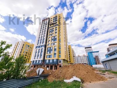 3-комнатная квартира, 93.72 м², 4/9 этаж, Орынбор за ~ 32.8 млн 〒 в Нур-Султане (Астана), Есиль р-н
