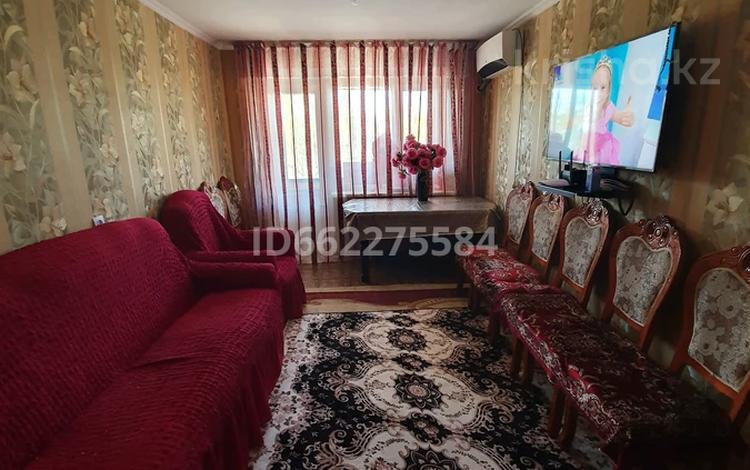 3-комнатная квартира, 65.7 м², 3/5 этаж, Алтынсарин 3-10кв 3 — Алтынсарина-Яссауи за 13 млн 〒 в Кентау