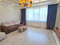 2-комнатная квартира, 82 м², 13/21 этаж на длительный срок, Аль-Фараби 21 за 490 000 〒 в Алматы, Бостандыкский р-н