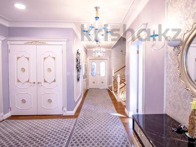 8-комнатный дом, 400 м², 2 сот., мкр Горный Гигант, Эдельвейс 8 — Жамакаева за 601 млн 〒 в Алматы, Медеуский р-н — фото 11