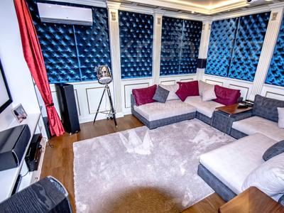 8-комнатный дом, 400 м², 2 сот., мкр Горный Гигант, Эдельвейс 8 — Жамакаева за 601 млн 〒 в Алматы, Медеуский р-н — фото 17