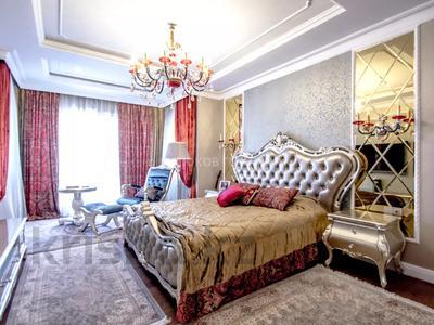 8-комнатный дом, 400 м², 2 сот., мкр Горный Гигант, Эдельвейс 8 — Жамакаева за 601 млн 〒 в Алматы, Медеуский р-н