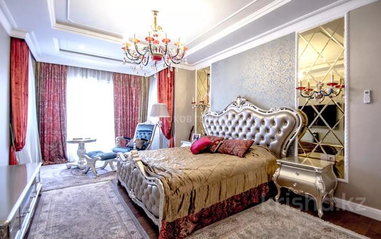 8-комнатный дом, 400 м², 2 сот., мкр Горный Гигант, Жамакаева 8 — Эдельвейс за 623 млн 〒 в Алматы, Медеуский р-н
