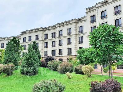 4-комнатная квартира, 163 м², 2/7 этаж, Мкр. Мирас 157/2 за 130 млн 〒 в Алматы, Бостандыкский р-н — фото 17