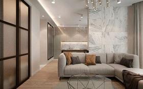 2-комнатная квартира, 55 м², 8 этаж посуточно, Розыбакиева 237 за 25 000 〒 в Алматы, Бостандыкский р-н