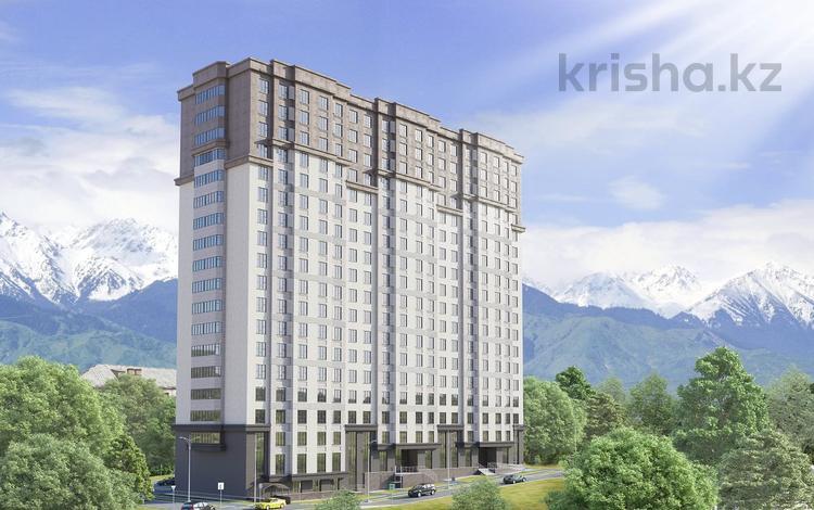 1-комнатная квартира, 59.65 м², Назарбаева 235 Б за ~ 39.7 млн 〒 в Алматы, Бостандыкский р-н