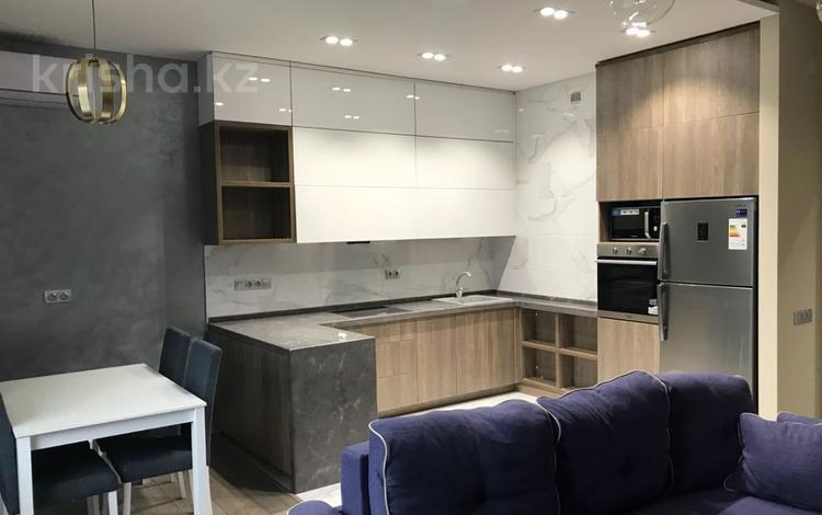 2-комнатная квартира, 65 м², 1/16 этаж, Аль-Фараби за 34 млн 〒 в Алматы, Бостандыкский р-н