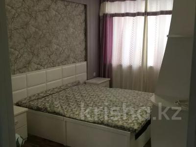 4-комнатная квартира, 90 м², 7/9 этаж помесячно, Касыма Аманжолова за 150 000 〒 в Нур-Султане (Астана), Алматинский р-н — фото 4