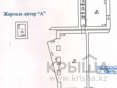 Магазин площадью 323.6 м², Сейфуллина 500 — Карасай батыра за 245 млн 〒 в Алматы, Алмалинский р-н — фото 3