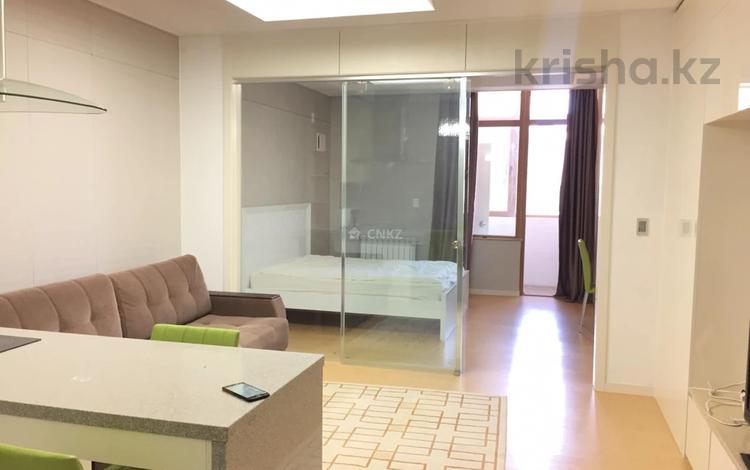 1-комнатная квартира, 48 м², 18 этаж помесячно, Кошкарбаева 10/1 за 180 000 〒 в Нур-Султане (Астана), Есиль р-н