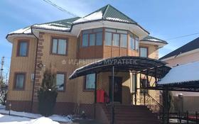 6-комнатный дом, 313 м², 11 сот., Бейбарыс за 87 млн 〒 в Каскелене