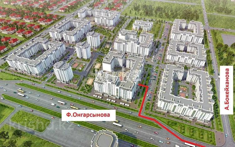 Офис площадью 163 м², Алихана Бокейхана 27/1 — Фаризы Оңғарсыновой за 450 000 〒 в Нур-Султане (Астана), Есиль р-н