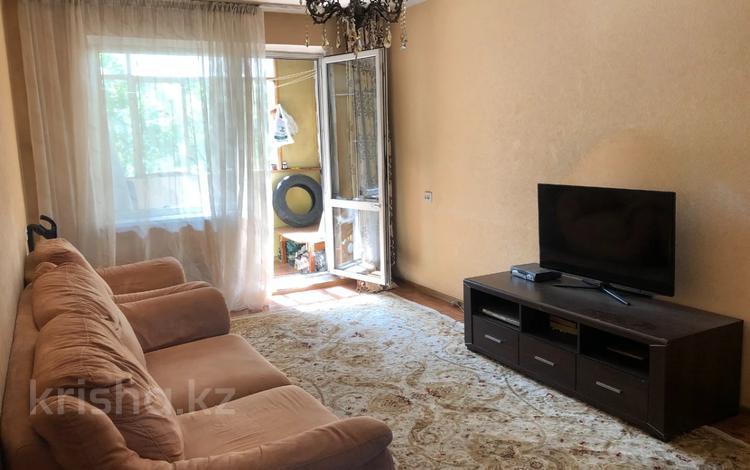 3-комнатная квартира, 59 м², 3/5 этаж, Тургута Озала — Мынбаева за 23.5 млн 〒 в Алматы, Бостандыкский р-н