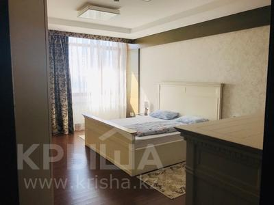 5-комнатная квартира, 200 м², 12/28 этаж помесячно, Байтурсынова 5 за 600 000 〒 в Нур-Султане (Астана)