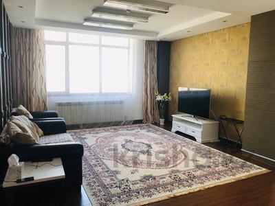 5-комнатная квартира, 200 м², 12/28 этаж помесячно, Байтурсынова 5 за 600 000 〒 в Нур-Султане (Астана) — фото 7