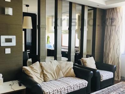 5-комнатная квартира, 200 м², 12/28 этаж помесячно, Байтурсынова 5 за 600 000 〒 в Нур-Султане (Астана) — фото 8