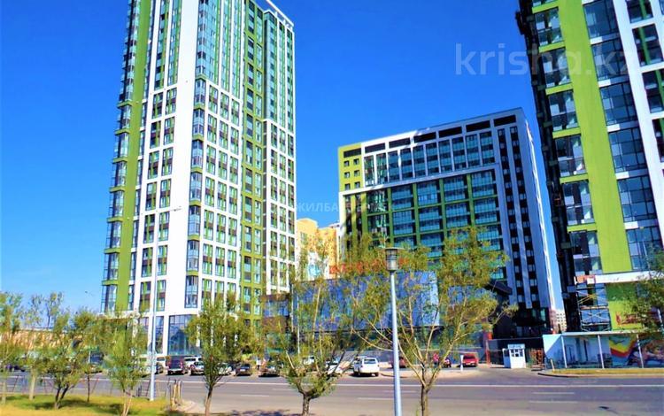 2-комнатная квартира, 56 м², 13/24 этаж, Қабанбай батыр 48/5 за 23 млн 〒 в Нур-Султане (Астана), Есиль р-н