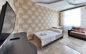1-комнатная квартира, 40 м², 19/21 этаж посуточно, Нажимеденова 10 за 6 000 〒 в Нур-Султане (Астана), Алматы р-н
