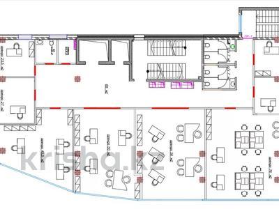 Офис площадью 420 м², Арай 29 за 6 500 〒 в Нур-Султане (Астана), Есиль р-н — фото 7