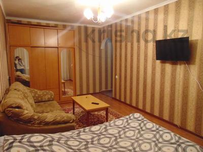 1-комнатная квартира, 45 м², 2/5 этаж посуточно, Бухар жырау 52 за 7 000 〒 в Караганде, Казыбек би р-н — фото 5
