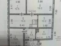 6-комнатный дом, 130 м², 7 сот., Раздольная 1 за 25.9 млн 〒 в Костанае