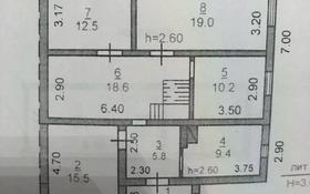 6-комнатный дом, 130 м², 7 сот., Раздольная 1 за 26 млн 〒 в Костанае