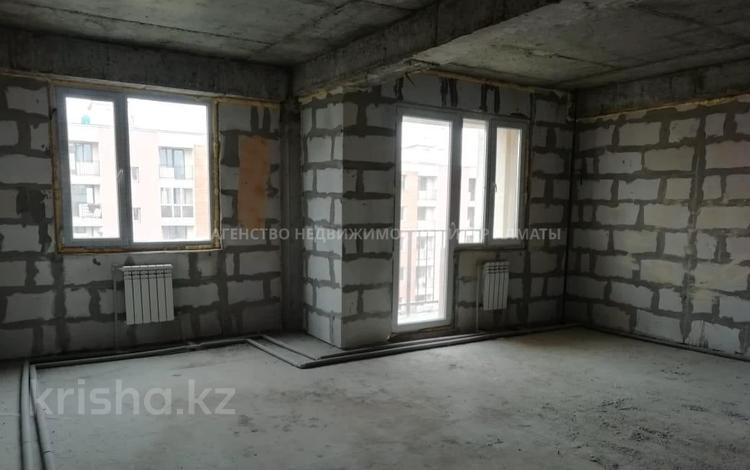 2-комнатная квартира, 56 м², 6/6 этаж, мкр Шугыла, Жунисова за 14.5 млн 〒 в Алматы, Наурызбайский р-н