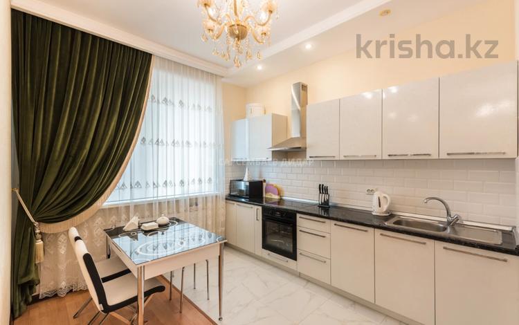 3-комнатная квартира, 81 м², 5/8 этаж, Улы Дала 8 — Сауран за 39.8 млн 〒 в Нур-Султане (Астана), Есиль р-н