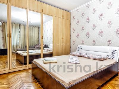 1-комнатная квартира, 33 м², 2/4 этаж посуточно, Панфилова 151 — Курмангазы за 13 000 〒 в Алматы, Алмалинский р-н