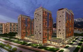 1-комнатная квартира, 56 м², 1/18 этаж, Абая — Брусиловского за 25 млн 〒 в Алматы, Бостандыкский р-н