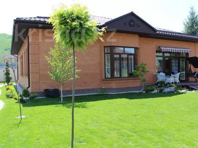 7-комнатный дом, 530 м², 11 сот., мкр Жайлау, Абая за 295 млн 〒 в Алматы, Наурызбайский р-н — фото 10