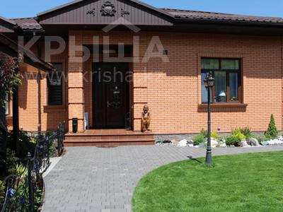 7-комнатный дом, 530 м², 11 сот., мкр Жайлау, Абая за 295 млн 〒 в Алматы, Наурызбайский р-н — фото 3