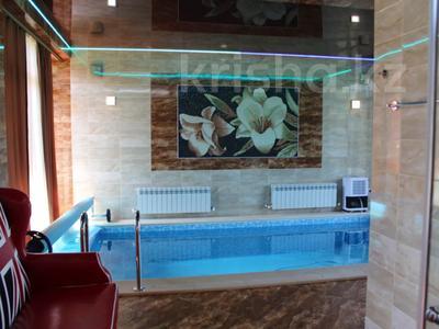 7-комнатный дом, 530 м², 11 сот., мкр Жайлау, Абая за 295 млн 〒 в Алматы, Наурызбайский р-н — фото 24