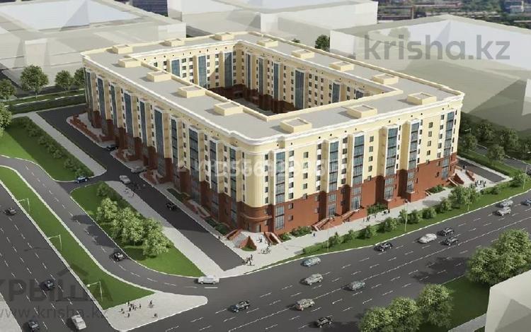 3-комнатная квартира, 90 м², 2/6 этаж, Байтурсынова за 35 млн 〒 в Нур-Султане (Астана), Алматы р-н