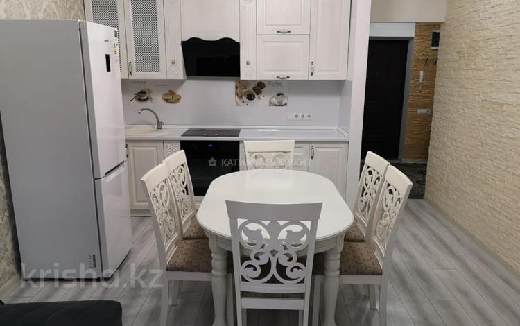 2-комнатная квартира, 46 м², 2/16 этаж помесячно, Достык 138 за 260 000 〒 в Алматы, Медеуский р-н