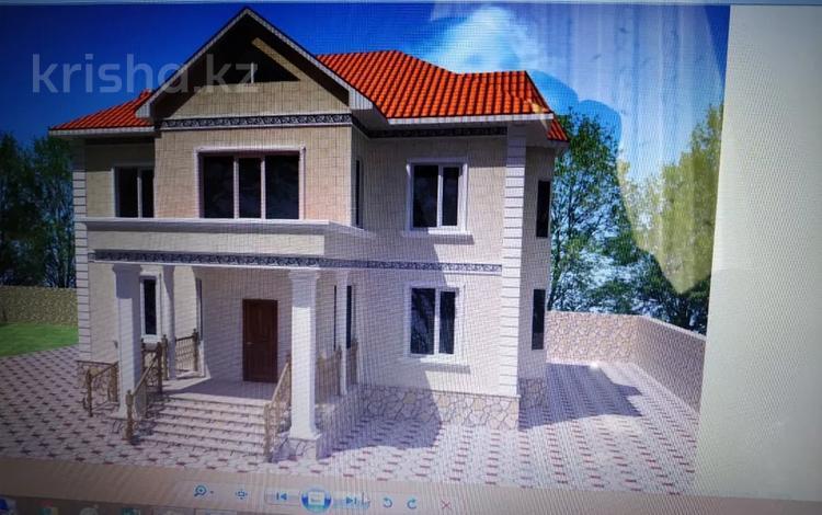8-комнатный дом, 300 м², 11 сот., Академгородок за 37 млн 〒 в Шымкенте