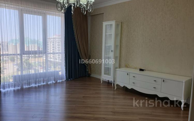 3-комнатная квартира, 100 м², 7/14 этаж, Брауна 20 — Розыбакиева за 77 млн 〒 в Алматы, Бостандыкский р-н