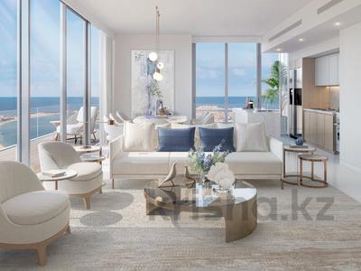 3-комнатная квартира, 102 м², 21 этаж, Emaar Beachfront — Эмаар БичФрант за ~ 333.5 млн 〒 в Дубае