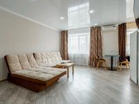 1-комнатная квартира, 40 м², 2/5 этаж посуточно, Интернациональная улица 30 — Жумабаева за 11 000 〒 в Петропавловске
