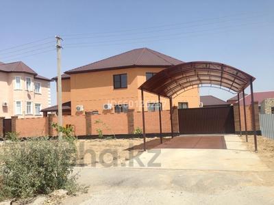 7-комнатный дом, 380 м², 9 сот., мкр Самал 9 за 110 млн 〒 в Атырау, мкр Самал