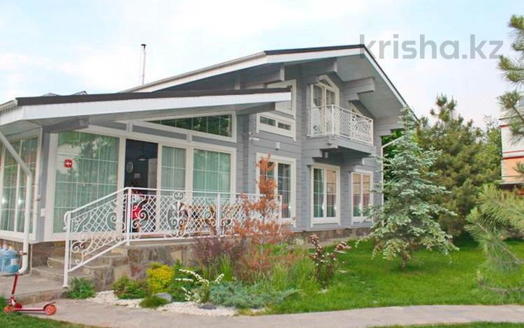 5-комнатный дом, 177 м², 8 сот., Улар 36 за 116 млн 〒 в Алматы, Медеуский р-н